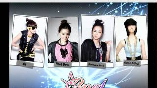 4minute and 2NE1- Fire Hot Issue remix