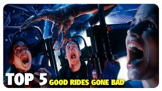 TOP 5 Good  Disney Attractions Gone Bad | Best and Worst | 02/14/18
