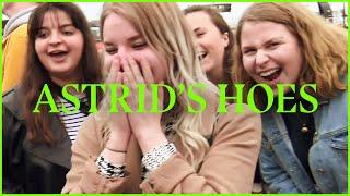 Astrid's Hoes - SURPRISING FANS! 😱