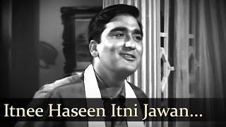 Itnee Haseen Itni Jawan - Sunil Dutt - Nanda - Aaj Aur Kal