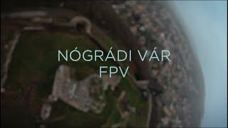 Nógrádi vár FPV || GoPro Hero7 Black
