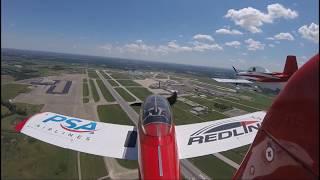 Redline Air Shows at the Dayton Vectren Airshow 2017