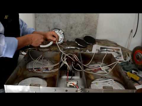 Reparación y mantenimiento de estufa Whirlpool - Challenger