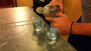 Everclear shot