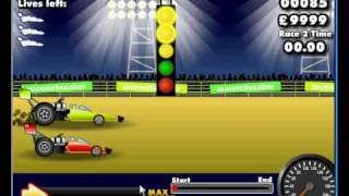 This is how i beat drag racer demon on hacked version