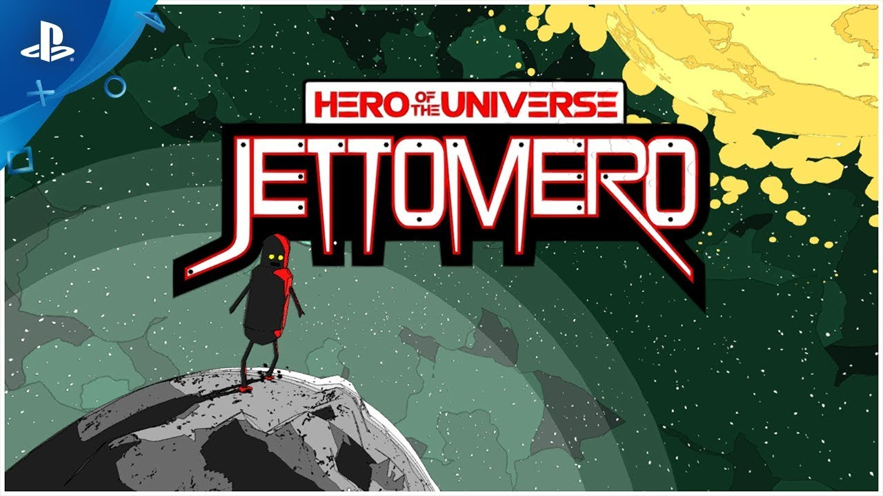 Jettomero: Hero of the Universe Launches on PS4 Tuesday