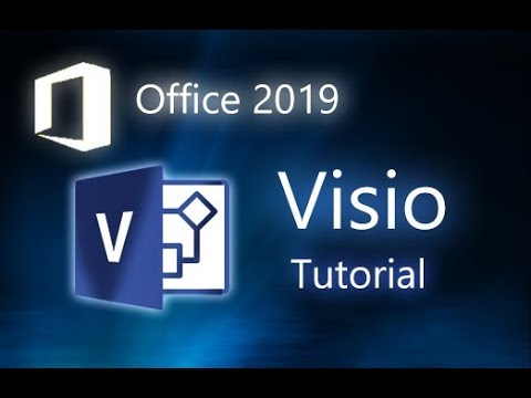 Microsoft Visio 2019 - Full Tutorial for Beginners [+General Overview ...