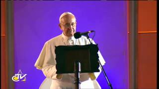 Papa Francesco: la GMG è un dono!