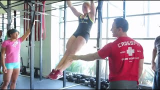 Mastering the Bar Muscle-Up