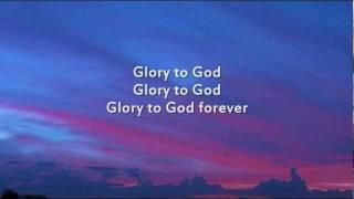 Fee - Glory to God Forever - Instrumental with lyrics