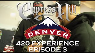 Cypress Hill Denver 420 Experience (Episode 3)