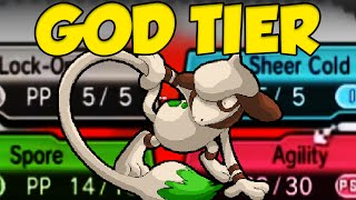 Smeargle  - (Pokémon) - MASSIVE SHEER COLD SMEARGLE SWEEP HOLY SH*T! Pokemon Sun and Moon Hype Stream