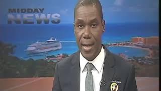 Noranda Jamaica Bauxite Workers Protest (TVJ Midday News) - September 25 2018