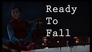 Spider-Man Homecoming ( Ready To Fall - Rise Against ) Music Video
