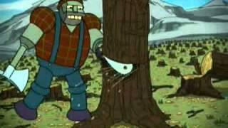 Best Futurama Scenes