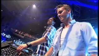 LIVE @ DDJA 2011   Svenstrup & Vendelboe   Dybt Vand (Feat. Nadia Malm)