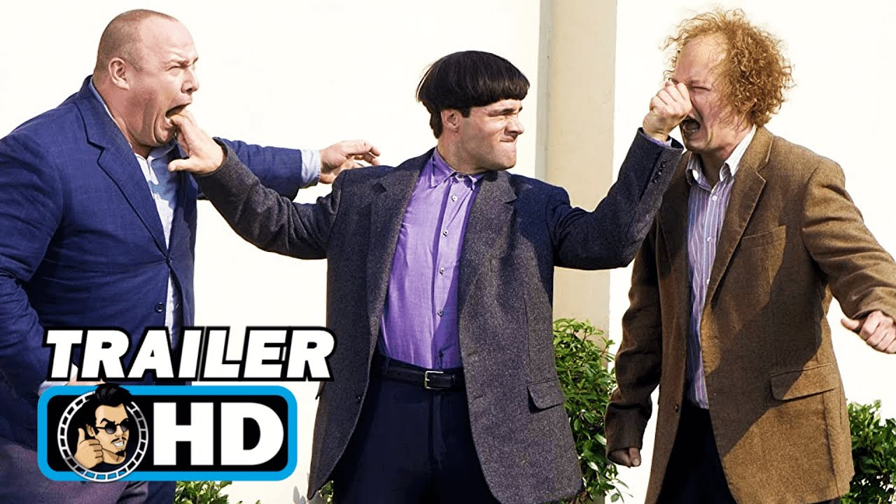 Movie Trailer #2: The Three Stooges (2012)