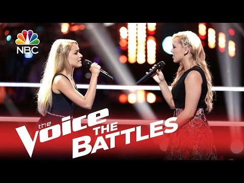 Top 9 Battle &amp Knockout (The Voice US &amp UK)