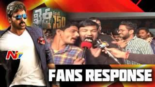 Khaidi No 150 Benefit Show Hungama    Public Response  BossIsBack  NTV