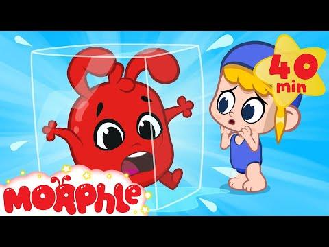 Frozen Morphle - My Magic Pet Morphle   Cartoons For Kids   Morphle TV   BRAND NEW