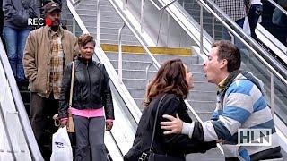 LAS VEGAS PRANK - The Lovey Dovey Couple - Reality TV Family
