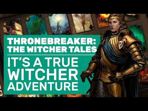 Thronebreaker: The Witcher Tales Is A True Witcher Adventure | PC Review
