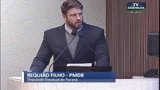 Porto de Paranaguá pode ter atividades paralisadas em agosto, alerta Requião Filho