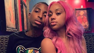 funnymike and jaliyah baby - TH-Clip