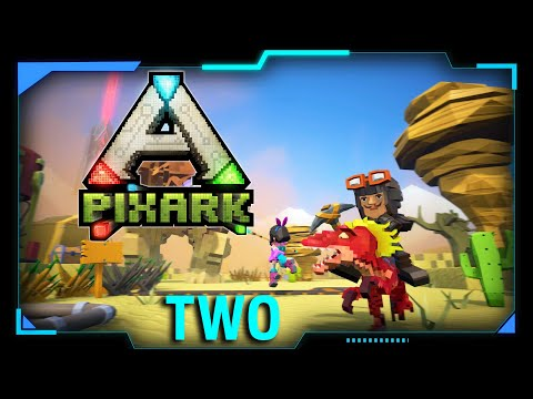 PixArk | Meat Cube and ArkCraft | Part 2