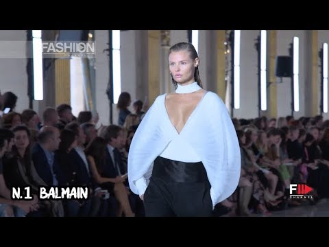 The best 10 looks BLACK & WHITE Spring 2019 | Trends - Fashion Channel