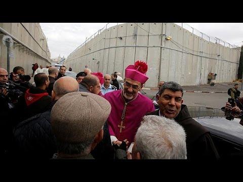 Εκατομμύρια Χριστιανοί από όλο τον κόσμο στη Βηθλέεμ για τα Χριστούγεννα