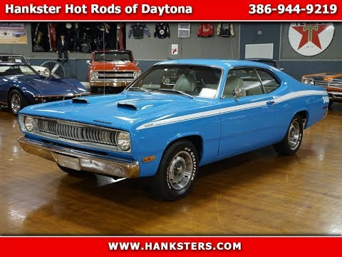 Video of Classic 1972 Plymouth Duster located in Homer City Pennsylvania - $34,900.00 - PXSD