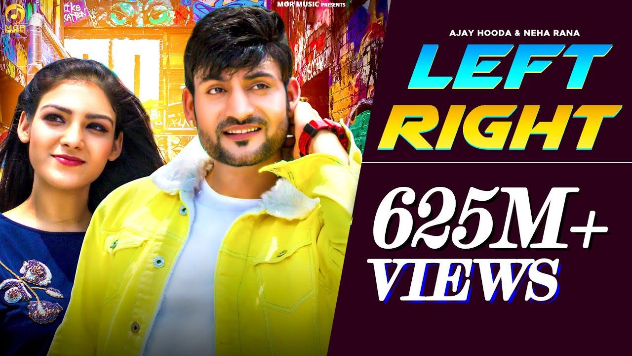 Kamar Teri Left Right Halle Lyrics - Sandeep Surila