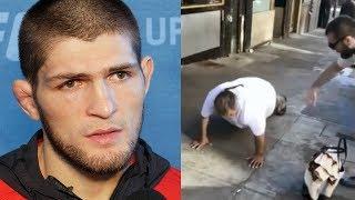Хабиб  Нурмагомедов доигрался / Новый скандал вокруг чемпиона UFC