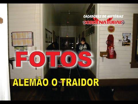 FOTOS - SERÁ O ALEMÃO TRAIDOR?