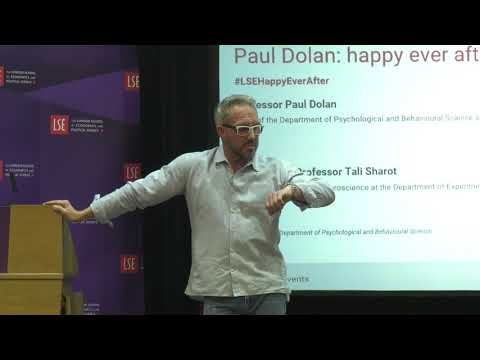 Paul Dolan: happy ever after