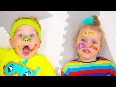 Gaby and Alex - Funny Stories for kids