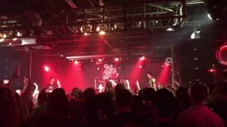 "Taproot ""myself"" @ the machine shop 5/2017"