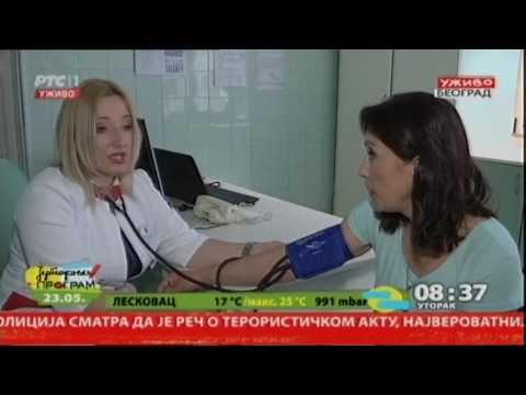 Hipertenzija na dan zdravlja