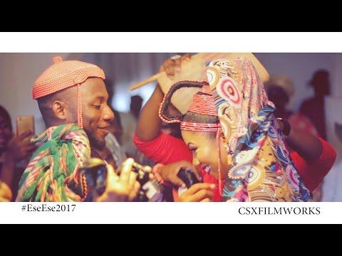 Nigerian Traditional Wedding Ese+Ese 2017