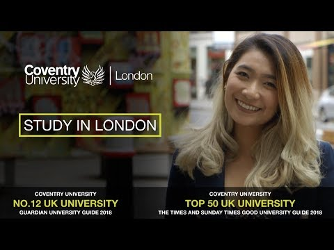 Study in London – Alisa