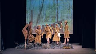 Юные артисты центра «Улитка» сыграли в благотворительном спектакле на сцене ТЮЗа