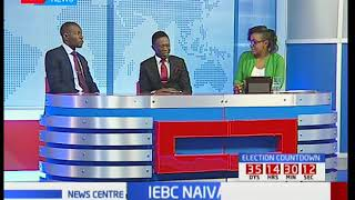 News Centre - 11th September 2017 - NASA dossier against IEBC CEO Ezra Chiloba