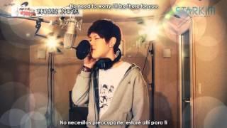 LEDApple - I'll be there for you (English Ver.) [Sub español + Eng Lyrics]