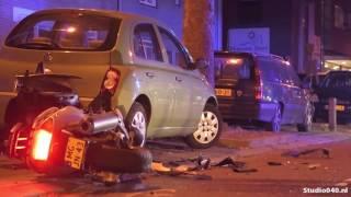 Motorrijder in Weert omgekomen door botsing.