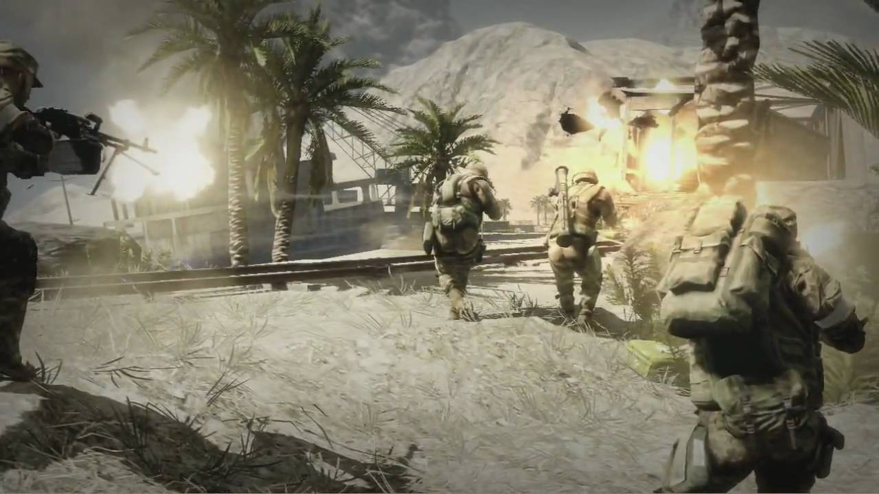 PS3 Exclusive Bad Company 2 Multiplayer Beta Confirmed