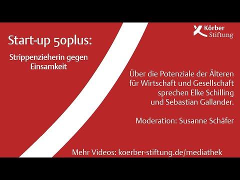 , title : 'Start-up 50plus: Strippenzieherin gegen Einsamkeit (2020)
