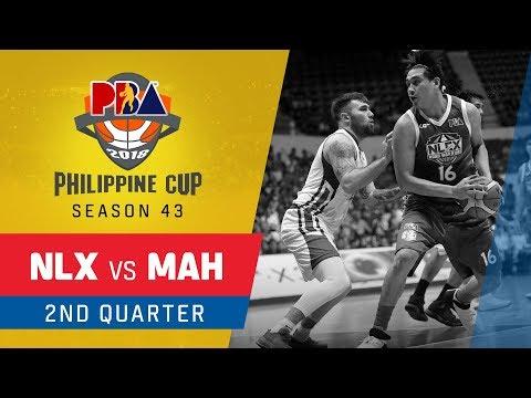 [Sport5] Semis G5: NLEX vs. Magnolia – Q2 | PBA Philippine Cup 2018