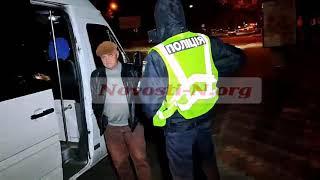 В Николаеве полиция штрафует маршрутчиков за пассажиров без масок