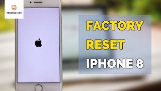 How to Hard Reset iPhone 8 / 8 Plus without iTunes or Password